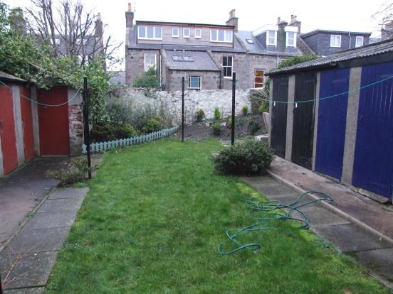 Shared Garden to Rear