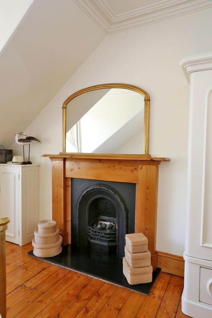 Bedroom Feature Fireplace