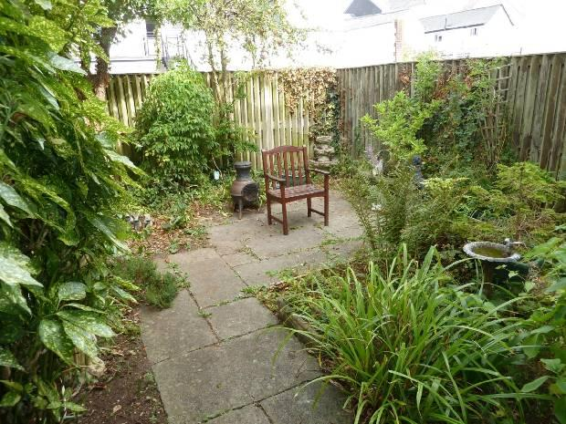 Private Rear Garden