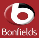 Bonfields, Loughborough logo