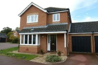 3 bed Link Detached House in North Walsham