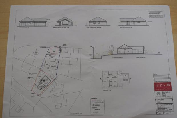 Plans For Bungalow