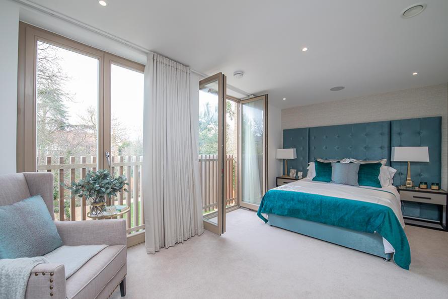 Site Sales,Master Bedroom