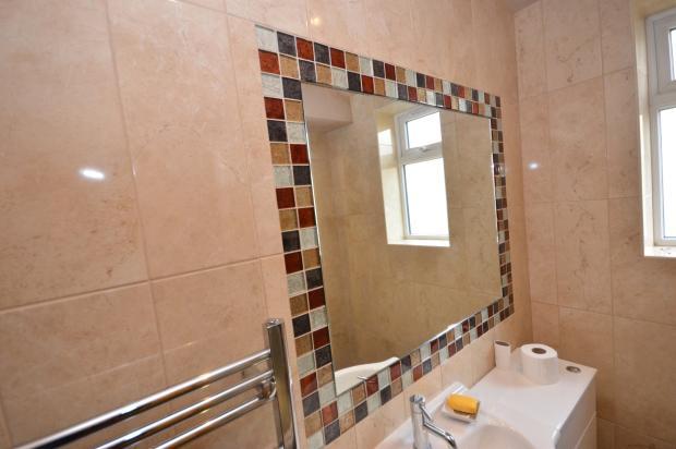 Shower Room Mirror