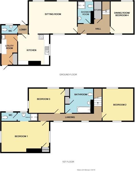 Floorplan (Lodge)