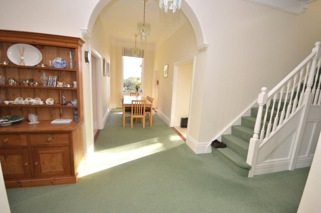 Dining Hallway