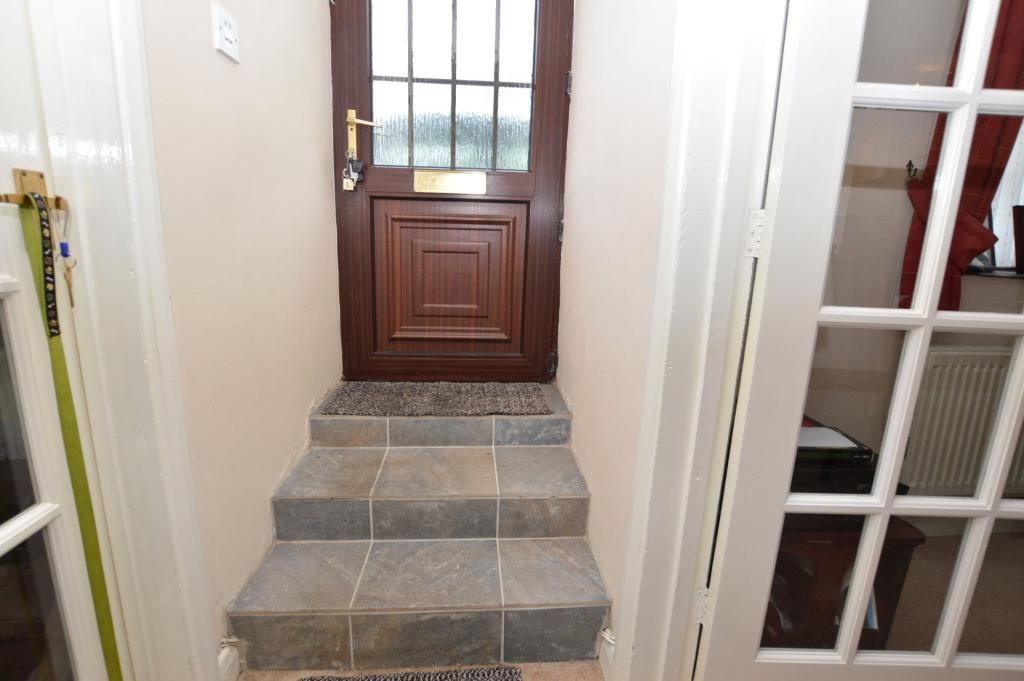 Entrance Slate Floor