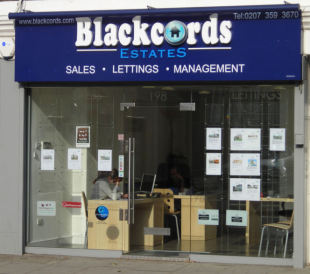 Blackcords Property Consultants Ltd, Islingtonbranch details