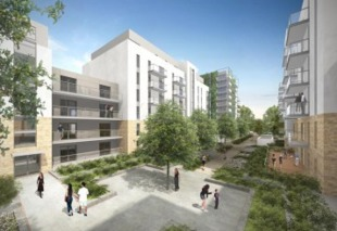 Academy Central by Taylor Wimpey, Longbridge Road,