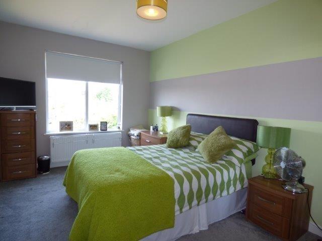 Bedroom three (ground floor)
