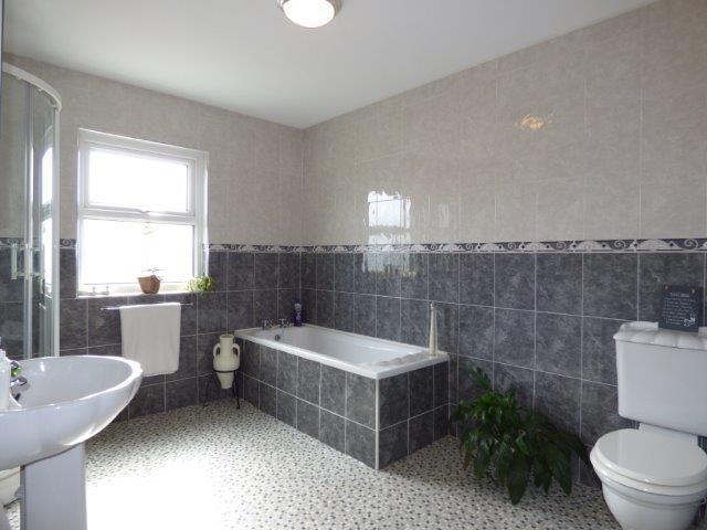 Four-piece bathroom/wc