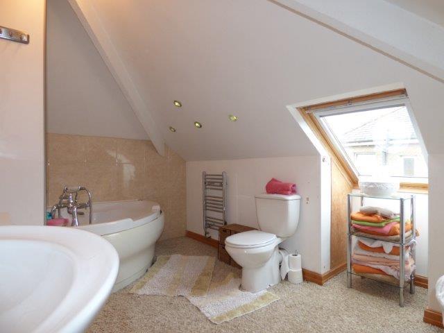 Bedroom three en-suite