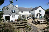 5 bedroom Detached house for sale in Treglarricks, St Clether...