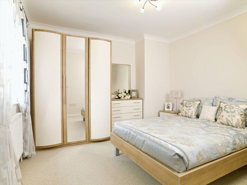 Show Home Bedroom