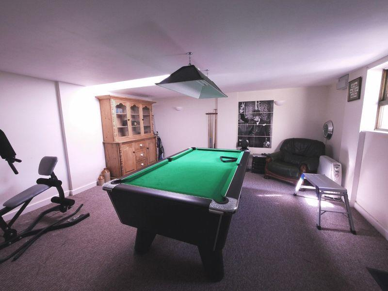 Games Room/Office