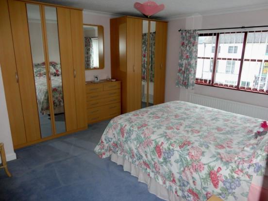Apartment Bedroom...