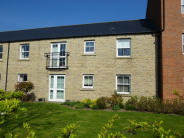 1 bed Ground Flat in 4 Greendale Court, Bedale