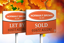 Norman F. Brown, Bedale