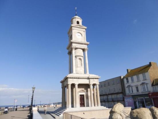 HB-clock tower