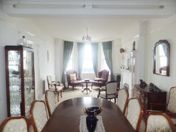 St Georges Terrace - Dining Room