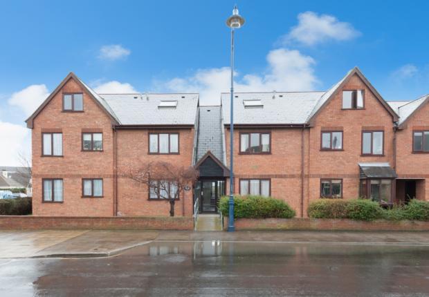 Whitemarsh Court - external