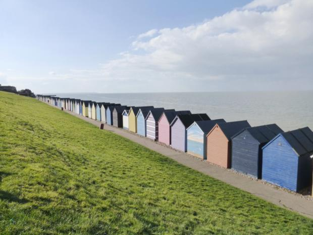 HB-beach huts