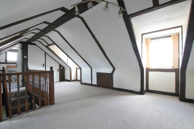 Gorse Lane First floor master bedroom