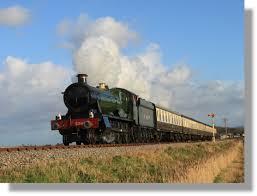 Steam railway