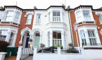 Terraced house for sale in Salcott Road...