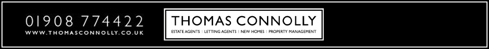Get brand editions for Thomas Connolly Estate Agents, Milton Keynes