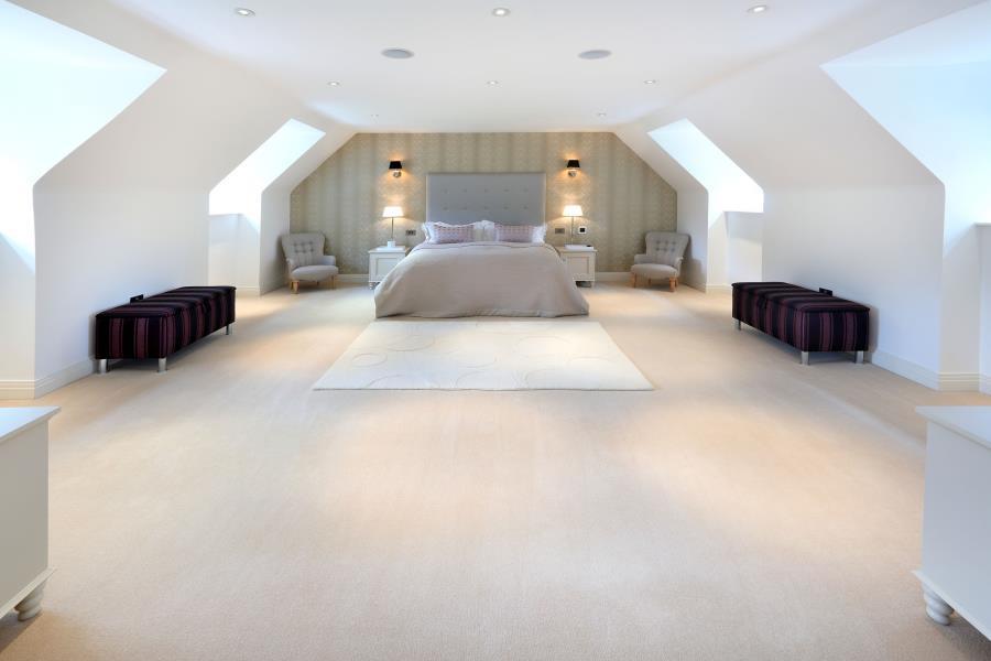 Rectory Homes,Master Bedroom