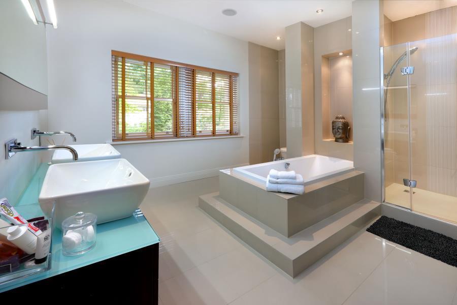 Rectory Homes,Bathroom