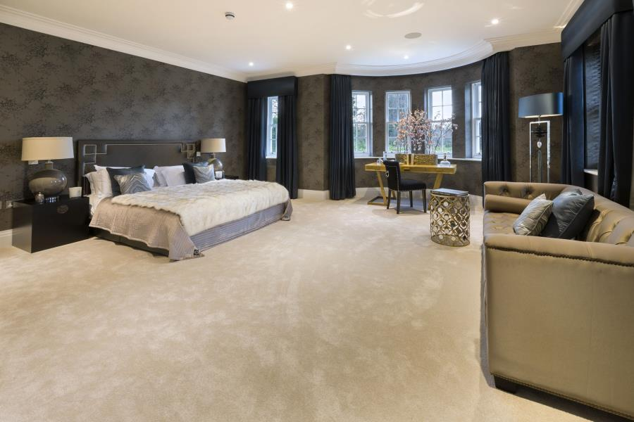 Brookworth Homes,Master Bedroom