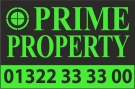 Prime Property, Erith branch logo