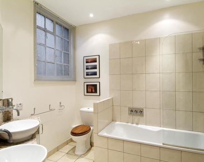 White basin bathroom design ideas photos inspiration for Bathroom ideas rightmove