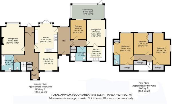 Highfields Floorplan