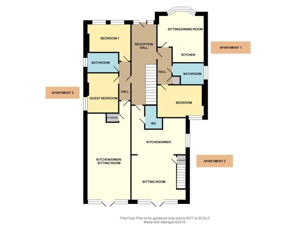 floor plan for groun