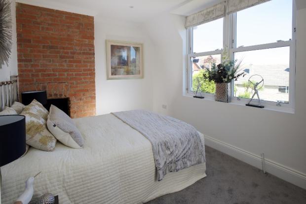 sample of bedroom