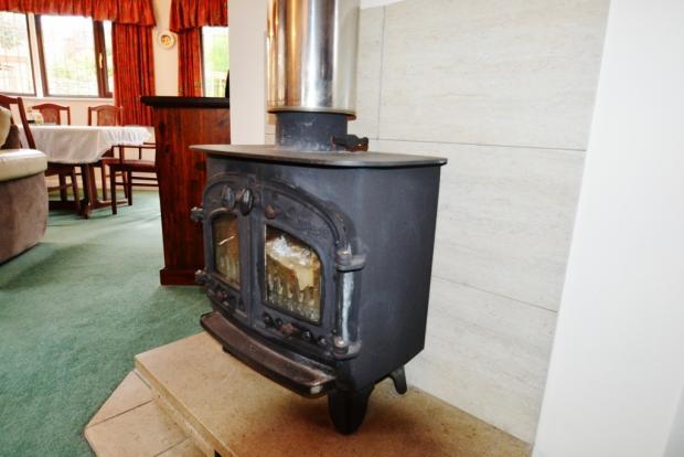 wood-burner