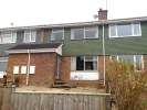 Terraced house for sale in Manor Crescent, Honiton