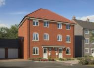 new development for sale in Westerleigh Road, Yate