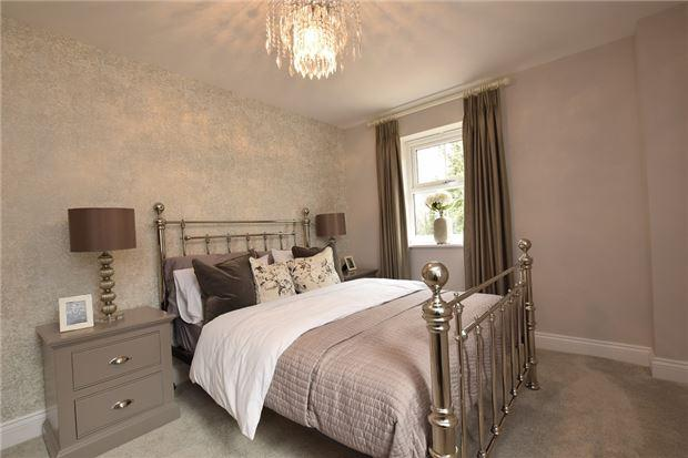Bedroom Three Show Home