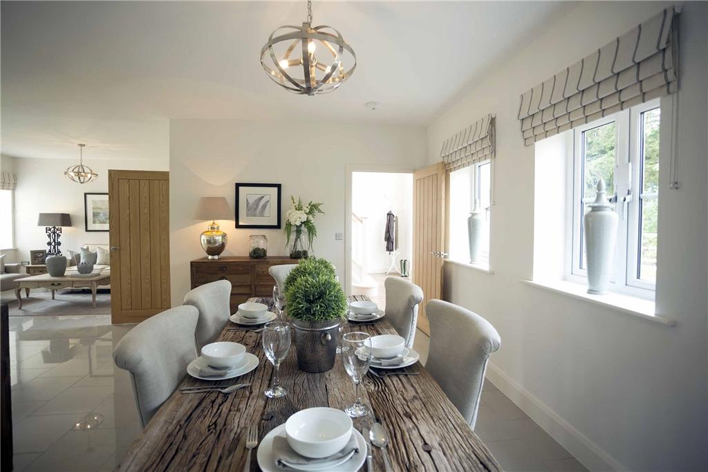 Family Dining Space