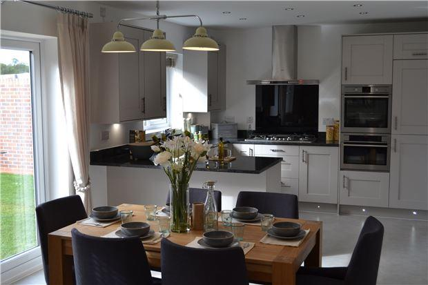 Kitchen Show Home