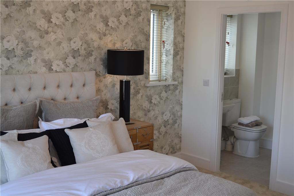 Show Home Bedroom and En-suite
