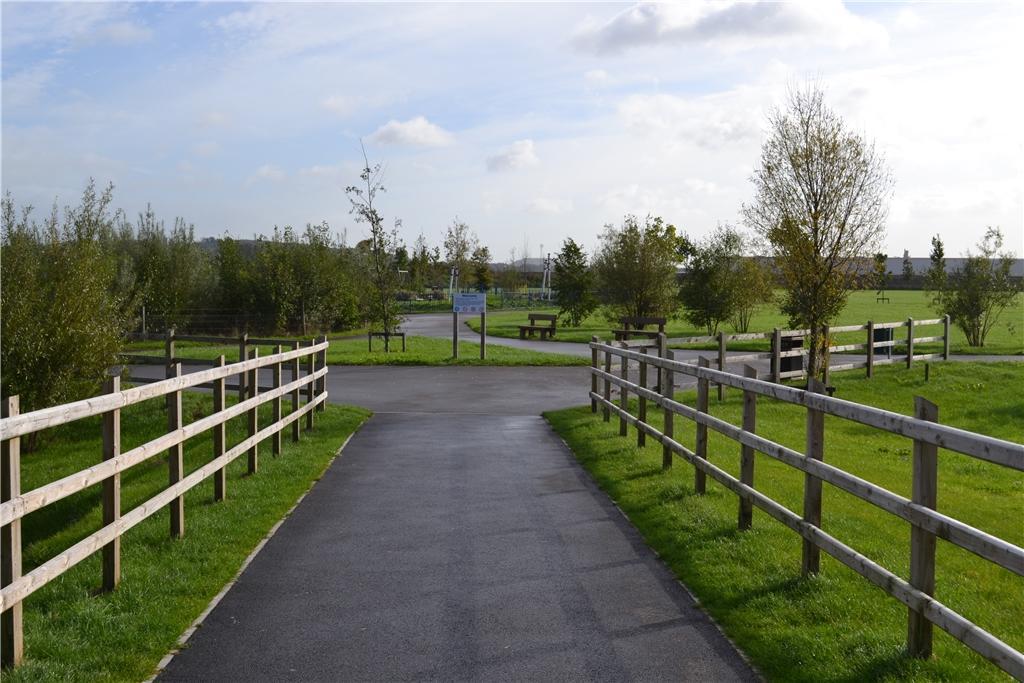 Site Parkland