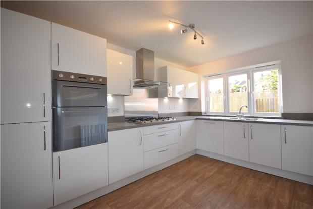 Showhome in Downend - Kitchen