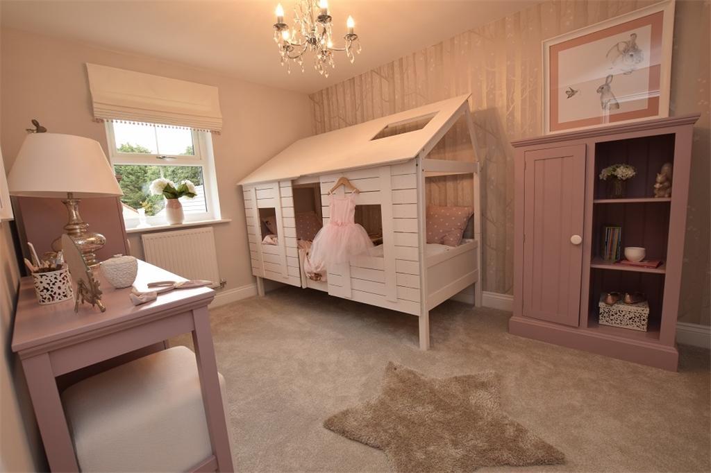Bedroom Show Home