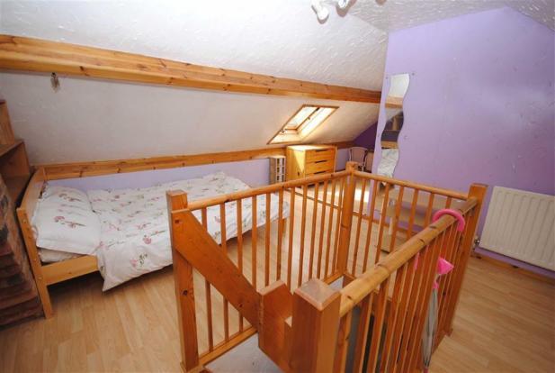 Loft bedroom four