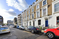 Maisonette for sale in Egbert Street, NW1 8LJ
